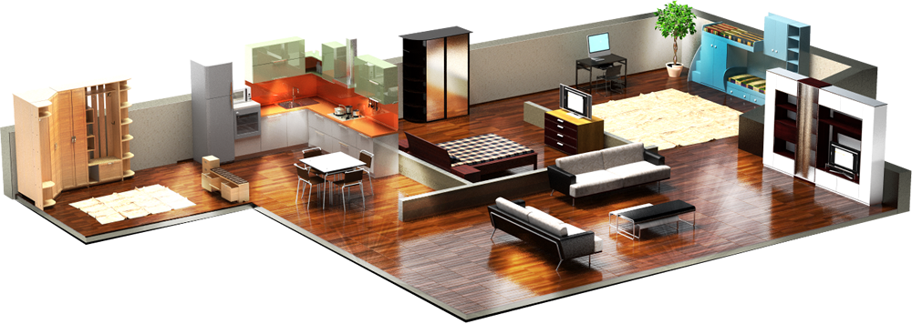 Стильная и красивая медель для офиса и дома