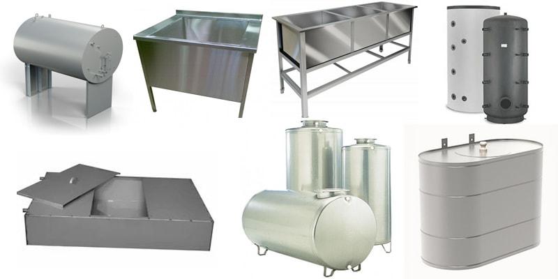 Вы нуждаетесь в металлических емкостях?