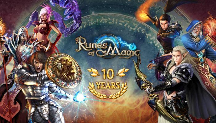Ресурсы для многопользовательской ролевой игры «Руны магии»